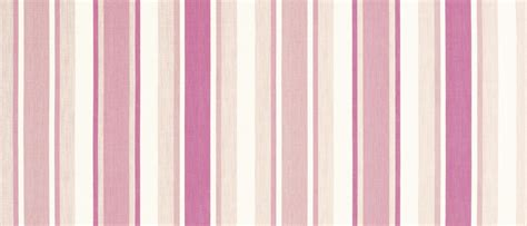 awning stripe fabric awning stripe cerise cotton linen mix curtain fabric at