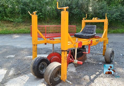 Tree Planter Machine by Tree Planting Machine Damcon Pl 10 Ref 14 For Sale On