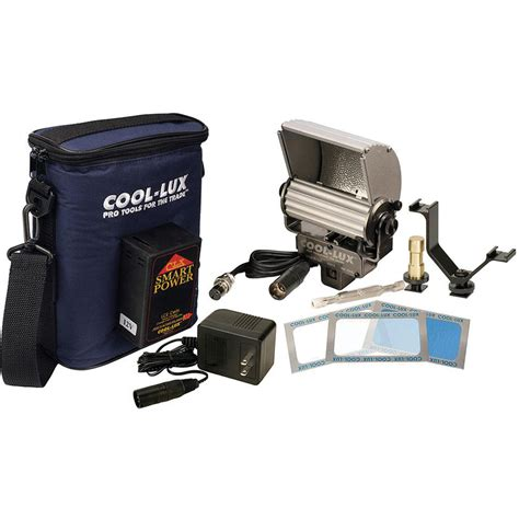 lux ls and lights cool lux sl3006ls light and sound kit 944569 b h photo video