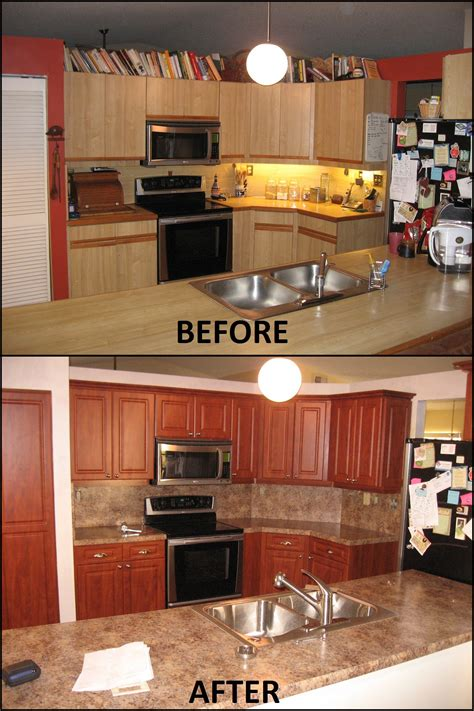 show me kitchen cabinets style home design photo under