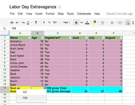 tutorial excel subtotal subtotal function list in google spreadsheets