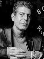 Celebrity Guest Writer: Chef Anthony Bourdain's Bests and