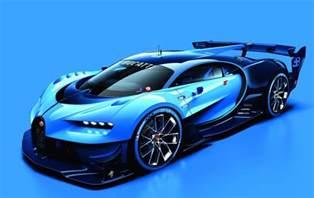 Bugatti Veyron Gran Turismo Spectacular Bugatti Vision Gran Turismo Concept Revealed