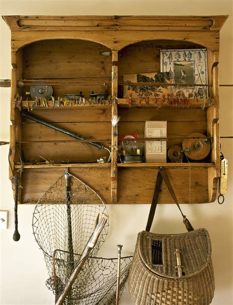 hunting and fishing home decor fishing tackle photos design ideas remodel and decor