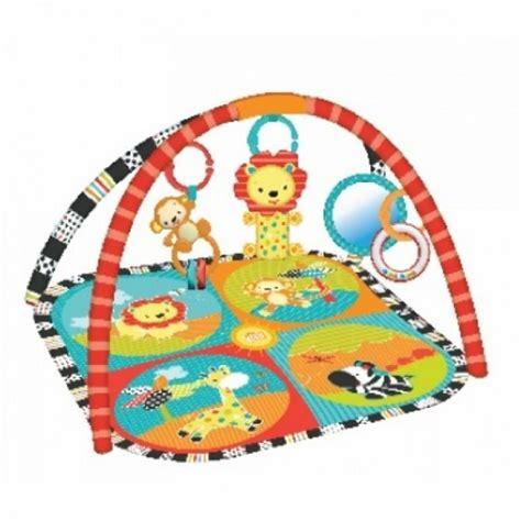 Bright Starts Playmat Roaming Safari bright starts roaming safari acitivity best buy