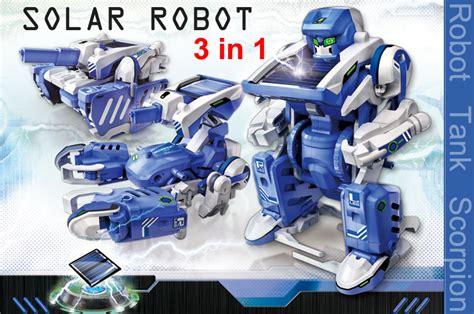 Produk Barang Unik Solar Stallion 3 In 1 Pegasus Robot Diy solar robot 3in1 educational kit jual arduino toko