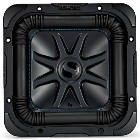 Speaker Subwoofer Kicker kicker l7s8 car audio baric 8 subwoofer square l7