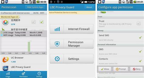 privacy guard android lbe privacy guard 2017 android 4 1 rairosvahlwalk s