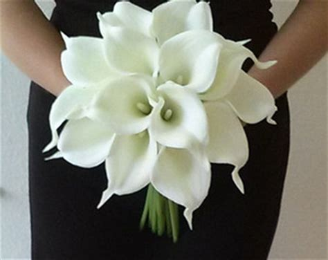 Wedding Bouquets Using Calla Lilies by Calla Bouquet Etsy