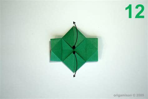 San Boat Origami - origamisan diagrams steam boat