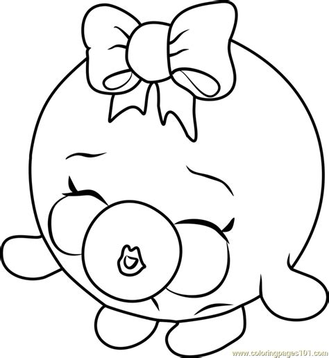 shopkins coloring pages rainbow bite rainbow bite cake shopkin shopkins coloring pages bubbles