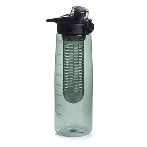 Terlaris My Bottle Infuse Water Free Bag wilko fruit infuser bottle black 1000ml at wilko