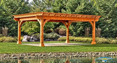 wood for pergola pergolas for sale wood pergolas horizon structures