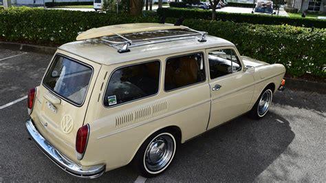 volkswagen squareback 1971 1971 volkswagen squareback wagon j60 kissimmee 2016