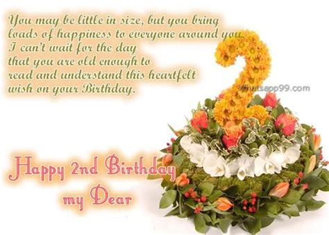 Happy Birthday Quotes For 2 Year Birthday Quotes Quotes Pictures Images Graphics For