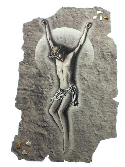 dipinto su tavola crocifisso dipinto su tavola cm 28x17 1 vendita