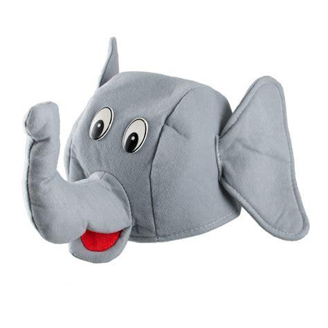 Elephant Hat grey elephant hat 27206gyao mardigrasoutlet