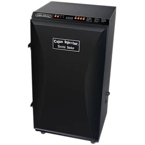 Electric Patio Grills Cajun Injector Electric Smoker Free Shipping Today