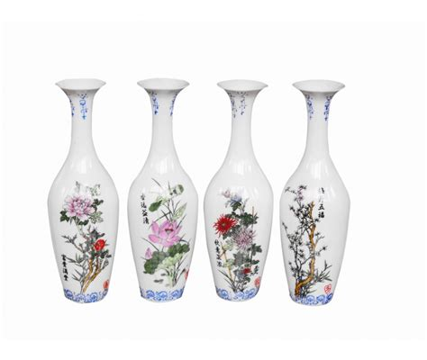 Porcelain Flower Vases by Porcelain Flower Vases Vases Sale