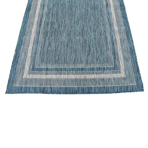 4 X 6 Outdoor Rug Teal 4 X 6 Outdoor Area Rugs Modern Carpets Rug Ebay