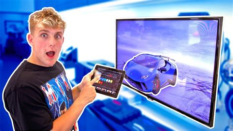 jake paul lamborghini customizing my new lamborghini i got it youtube