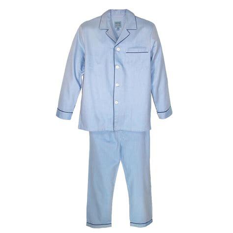 Sleeve Set mens cotton herringbone sleeve pajama set by majestic
