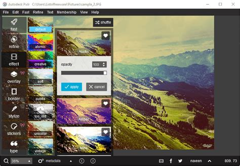 best photo filters 11 best free photo filter software for windows