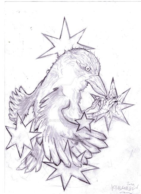 southern cross tattoo designs kookaburras on southern cross by sid8 on deviantart