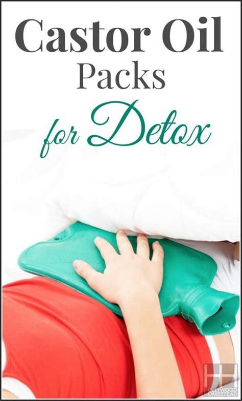 Castor Pack Detox by Castor Packs For Detox Homestead