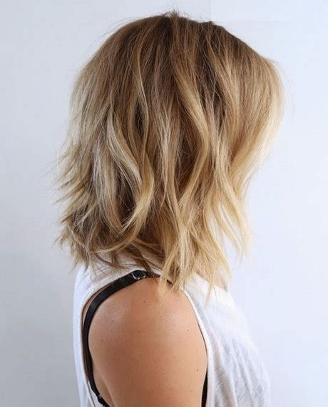 Shoulder length hairstyle 2017