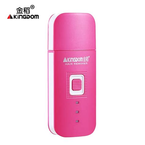 Kingdom Hair Remover Kd 5050 kd5050 portable washable epilator rechargeable