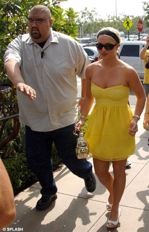 Britneys Ex Bodyguard Blows Lid On Use And s ex bodyguard blows lid on use and