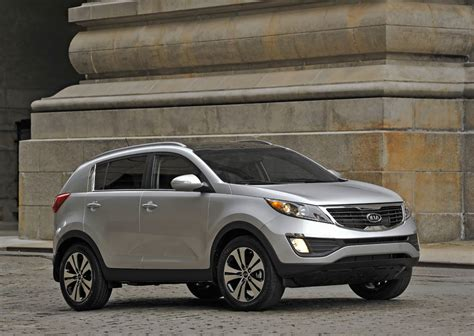 Kia Of The Cities 2012 Kia Sportage Review Specs Pictures Price Mpg