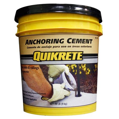 rapid set 55 lb cement all multi purpose construction