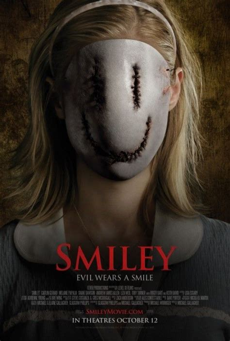 film horror recommended smiley official us poster shane dawson for the and twists