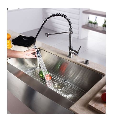 faucet kpf 1612 ksd 30ch in chrome by kraus