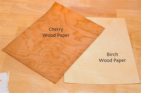 How To Make Paper From Wood - wingdoodle with the new wood paper