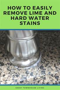 How To Clean Hard Water Stains Off Bathtub How To Easily Remove Lime And Hard Water Stains