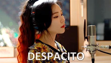 despacito j fla youtube coreana canta despacito y desata una ola de