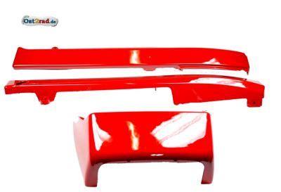 Plastik Verkleidung Lackieren by Verkleidung Plastik Rot Sitzbank Jawa 638 639
