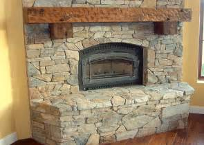 Decoration build a country stacked dry stone fireplace surround ideas