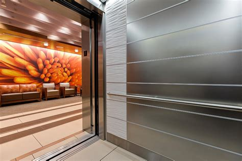 Interior Panels by Levele 103 Elevator Interiors Architectural Forms Surfaces
