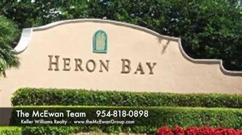 Florida Doah Search Heron Bay Parkland Fl Homes For Sale