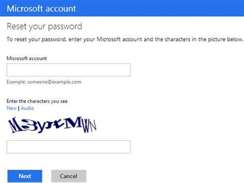 reset windows 8 password hotmail calaf blog