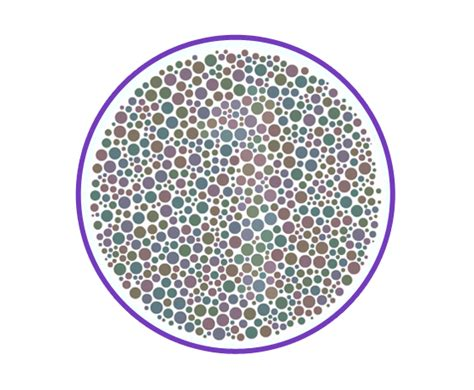 color vision ishihara color test manual coloring page