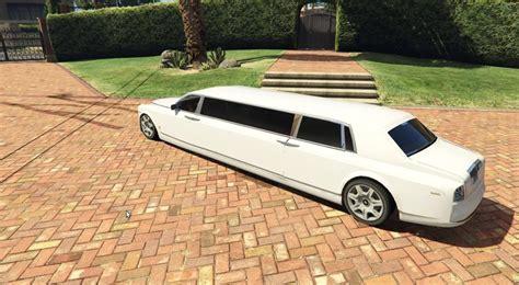 rolls royce inside limo gta 5 rolls royce phantom limousine mod gtainside com