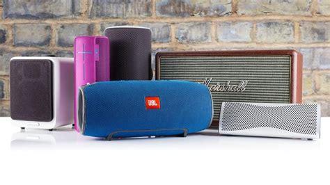 best wireless bluetooth speakers best bluetooth speakers of 2017 best wireless speakers
