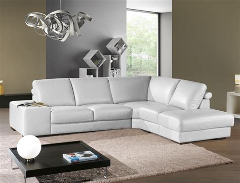 italy sofa arrone italian right leather maxi corner sofa arrone 2154