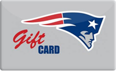 new england patriots proshop gift card check your balance online raise com - Patriots Pro Shop Gift Card Balance