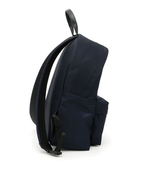 Backpack Palazzo versace palazzo medusa backpack in royal blue modesens